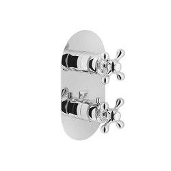Grazia | Shower taps / mixers | NOBILI