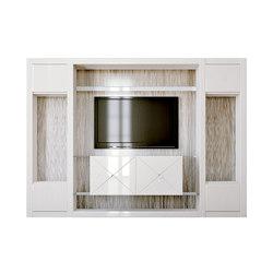 Dune Libreria Composizione | AV cabinets | Reflex