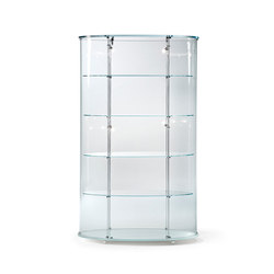 Ellipse Vitrine | Display cabinets | Reflex