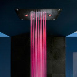 Flush Fit Ceiling Shower Head | Shower taps / mixers | NOBILI