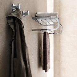 Plus | Towel hooks | NOBILI