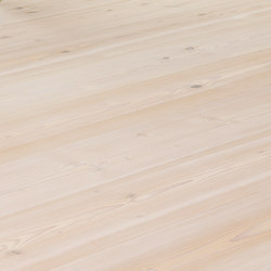 Douglas FIR brushed  | lye treatment | white oil | Wood flooring | mafi