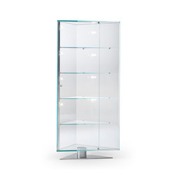 SHELVING STRUCTURE GLASS - High quality designer SHELVING | Architonic