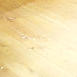 Magic OAK white hand-planed | natural oil | Wood flooring | mafi