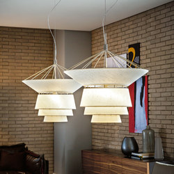 Bolero | Suspended lights | Cattelan Italia