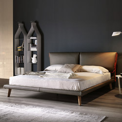 Adam | Double beds | Cattelan Italia