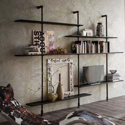 Airport | Shelving systems | Cattelan Italia