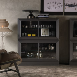Hilton | Display cabinets | Cattelan Italia