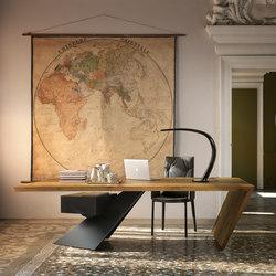 Nasdaq | Bureaux plats | Cattelan Italia