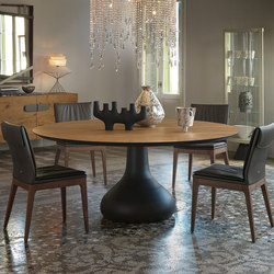 Bora Bora | Dining tables | Cattelan Italia