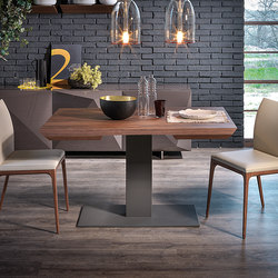 Elvis Wood Drive | Dining tables | Cattelan Italia