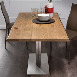 Elvis Wood | Dining tables | Cattelan Italia
