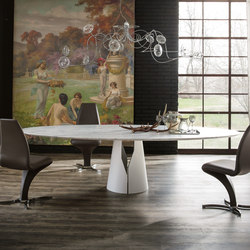 Giano | Dining tables | Cattelan Italia