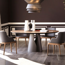 Giano | Tables de repas | Cattelan Italia