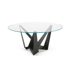 Skorpio Round | Tavoli pranzo | Cattelan Italia