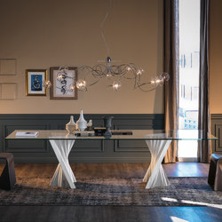 Plisset | Dining tables | Cattelan Italia