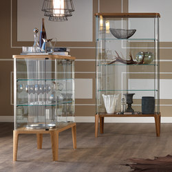 Chantal | Display cabinets | Cattelan Italia