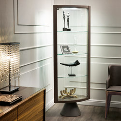 Saba | Display cabinets | Cattelan Italia
