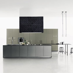 Aprile | Fitted kitchens | Boffi