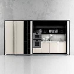 Hide | Compact kitchens | Boffi