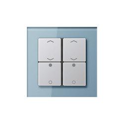 eNet wall transmitter LS plus | Gestión de habitaciones | JUNG
