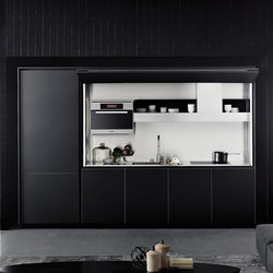 ON-OFF ST | Fitted kitchens | Boffi