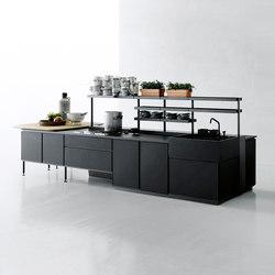 Salinas | Island kitchens | Boffi