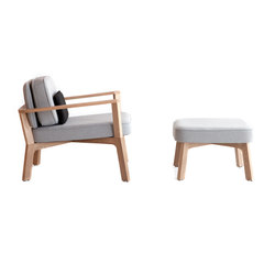 Breda | Lounge chairs | Punt Mobles