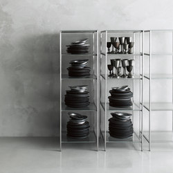 Works 2014 - Shelves | Shelving systems | Boffi