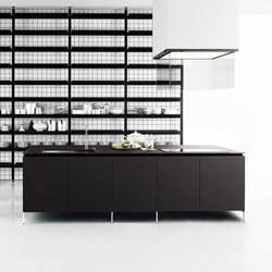 Xila | Island kitchens | Boffi