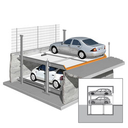 Outdoor | Car parking systems | KLAUS Multiparking