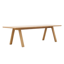 Stelvio Table | Dining tables | TON