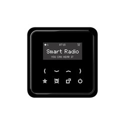 Smart Radio CD 500 | Sound / Multimedia controls | JUNG