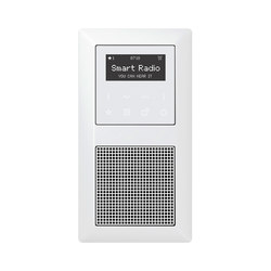 Smart Radio AS 500 | Sound / Multimedia controls | JUNG