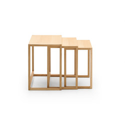 Nido | Side tables | Punt Mobles