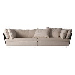 Light Field | 3-Seater Sofa | Canapés | Ritzwell