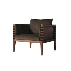 Lupin Lounge Chair | Poltrone lounge | Ritzwell