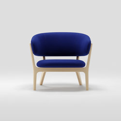 Roundish Arm Sofa | Fauteuils d'attente | MARUNI