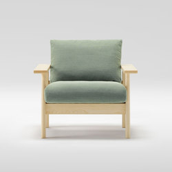 Bruno Arm sofa | Armchairs | MARUNI