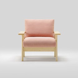 Bruno Arm Sofa | Fauteuils d'attente | MARUNI