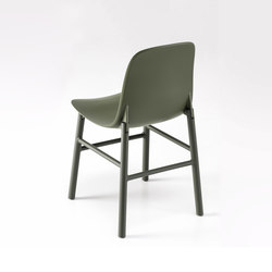Sharky Alu chair | Chairs | Kristalia