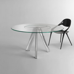 Lem Con Lazy Susan | Restaurant tables | Reflex