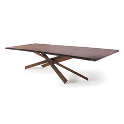 Mikado 72 RADIX Allungabile | Dining tables | Reflex
