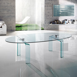 Policleto Ellittico | Dining tables | Reflex