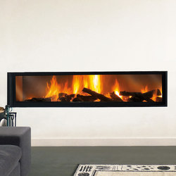 Gigafocus | Wood fireplaces | Focus