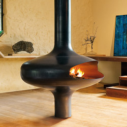 Magmafocus | Wood fireplaces | Focus