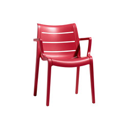 Sunset chair | Sillas para restaurantes | Scab Design