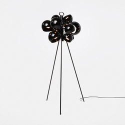 Kopra Standing Lamp No 316 | Free-standing lights | David Weeks Studio