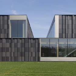 Facades Geusseltbad | Hinterlüftete Fassaden | Mosa