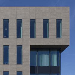 Facades Rabobank | Ventilated façade systems | Mosa
